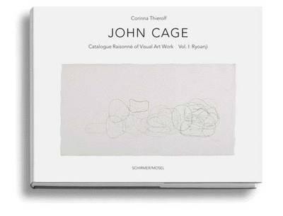 John Cage - Ryoanji Drawings (Hardback)