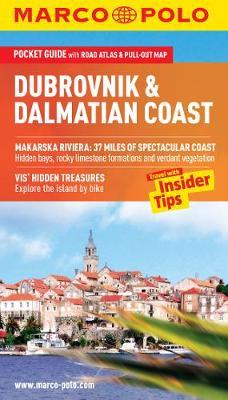 Dubrovnik & Dalmatian Coast Marco Polo Pocket Guide - Marco Polo Travel Guides