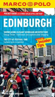 Edinburgh Marco Polo Pocket Guide - Marco Polo Travel Guides (Paperback)
