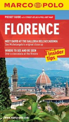 Florence Marco Polo Pocket Guide - Marco Polo Travel Guides (Paperback)