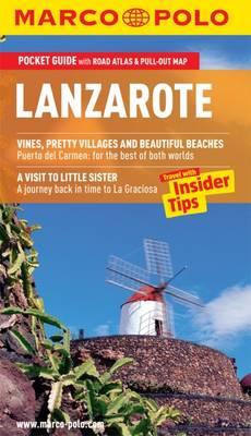 Lanzarote Marco Polo Pocket Guide - Marco Polo Travel Guides