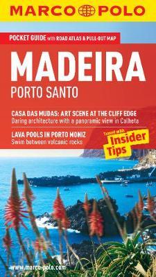 Madeira, Porto Santo Marco Polo Pocket Guide - Marco Polo Travel Guides