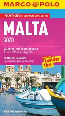 Malta & Gozo Marco Polo Pocket Guide - Marco Polo Travel Guides