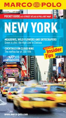 New York Marco Polo Pocket Guide - Marco Polo Travel Guides