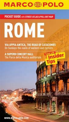 Rome Marco Polo Pocket Guide - Marco Polo Travel Guides