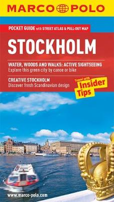 Stockholm Marco Polo Pocket Guide - Marco Polo Travel Guides