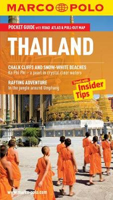 Thailand Marco Polo Pocket Guide - Marco Polo Guides (Paperback)