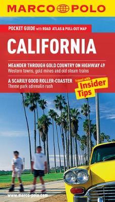 California Marco Polo Pocket Guide - Marco Polo Travel Guides