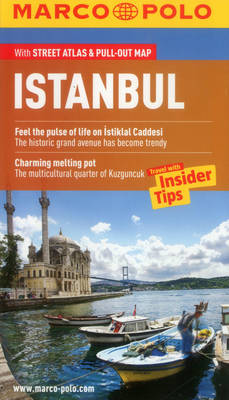 Istanbul Marco Polo Guide - Marco Polo Travel Guides