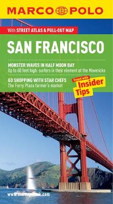 San Francisco Marco Polo Guide - Marco Polo Travel Guides (Paperback)