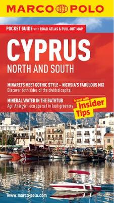 Cyprus North and South Marco Polo Pocket Guide - Marco Polo Travel Guides