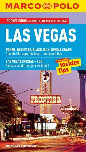 Las Vegas Marco Polo Pocket Guide - Marco Polo Travel Guides
