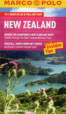 New Zealand Marco Polo Guide - Marco Polo Travel Guides
