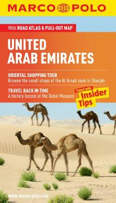 United Arab Emirates Marco Polo Guide - Marco Polo Travel Guides