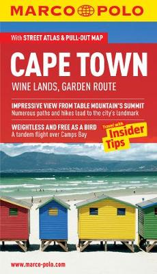 Cape Town (Wine Lands, Garden Route) Marco Polo Guide - Marco Polo Travel Guides