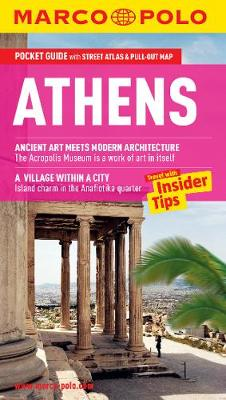 Athens Marco Polo Pocket Guide - Marco Polo Guides (Paperback)