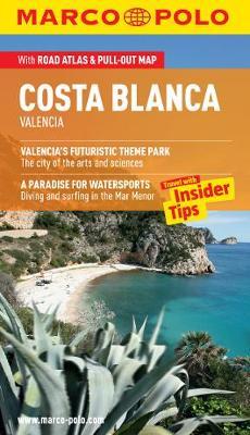 Costa Blanca (Valencia) Marco Polo Guide - Marco Polo Travel Guides