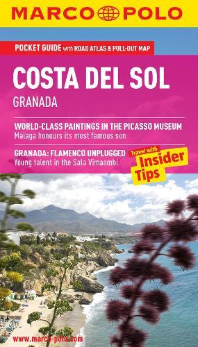 Costa del Sol (Granada) Marco Polo Pocket Guide - Marco Polo Travel Guides