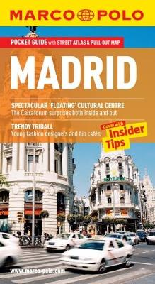 Madrid Marco Polo Pocket Guide - Marco Polo Travel Guides