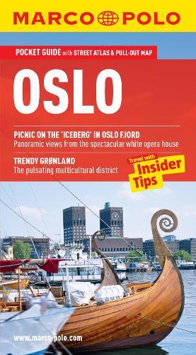 Oslo Marco Polo Guide - Marco Polo Travel Guides