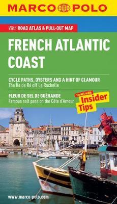 French Atlantic Coast (Biarritz, Bordeaux, La Rochelle, Nantes) Marco Polo Pocket Guide - Marco Polo Travel Guides