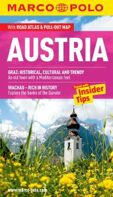 Austria Guide - Marco Polo Guides (Paperback)