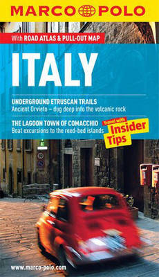Italy Guide - Marco Polo Guides (Paperback)