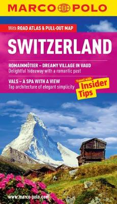 Switzerland Marco Polo Guide - Marco Polo Travel Guides