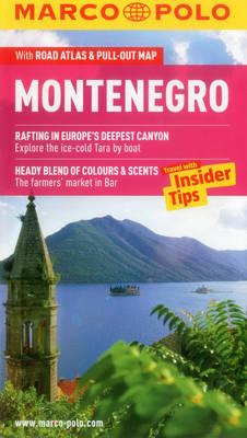 Montenegro Marco Polo Guide - Marco Polo Travel Guides