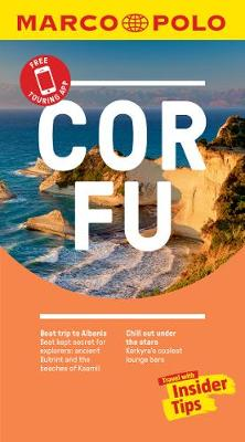 Corfu Marco Polo Pocket Travel Guide - with pull out map (Paperback)