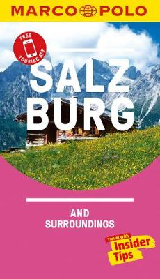 Salzburg Marco Polo Pocket Travel Guide - with pull out map - Marco Polo Pocket Guides (Paperback)