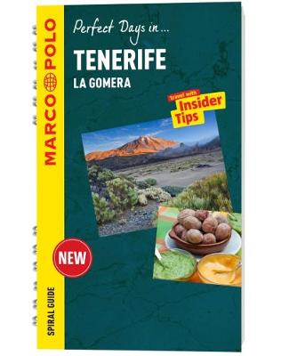 Tenerife Marco Polo Travel Guide - with pull out map - Marco Polo Spiral Travel Guides