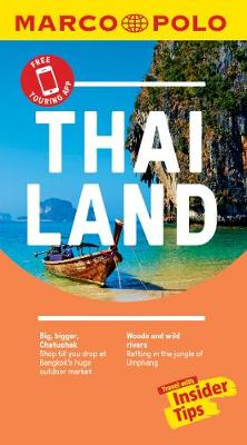 Thailand Marco Polo Pocket Travel Guide - with pull out map - Marco Polo Pocket Guides (Paperback)