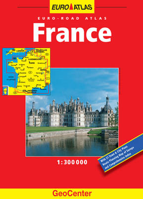 France GeoCenter Atlas - GeoCenter Atlases (Paperback)