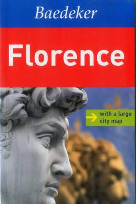Florence Baedeker Travel Guide - Baedeker Guides (Paperback)