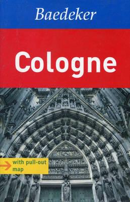 Cologne Baedeker Travel Guide - Baedeker Guides (Paperback)