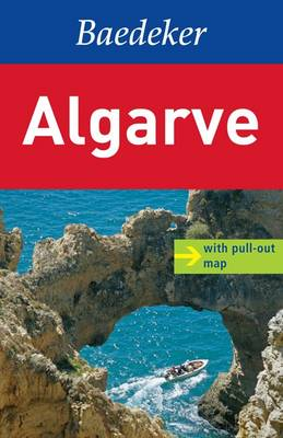 Algarve Baedeker Travel Guide - Baedeker Guides (Paperback)