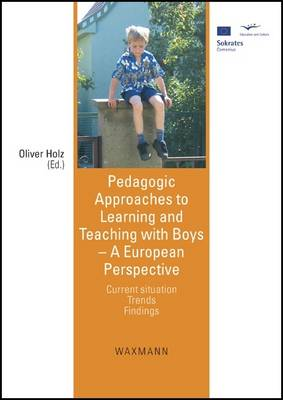 Pedagogic Approaches to Learning and Teaching with Boys: A European Perspective - Current Situation - Trends - Findings (Paperback)