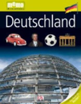 Memo - Wissen Entdecken: Deutschland (Hardback)