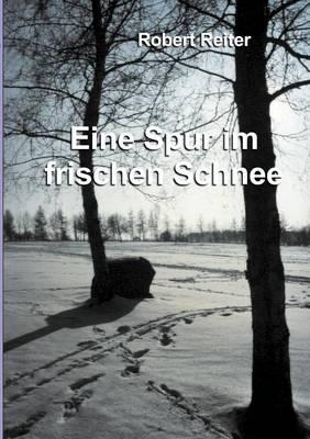 Eine Spur Im Frischen Schnee (Paperback)