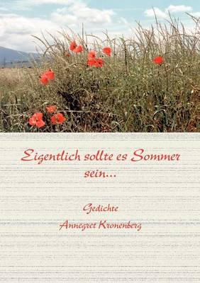 Eigentlich Sollte Sommer Sein (Paperback)