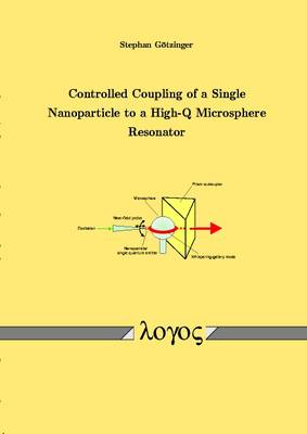 Controlled Coupling of a Single Nanoparticle to a High-Q Microsphere Resonator (Paperback)