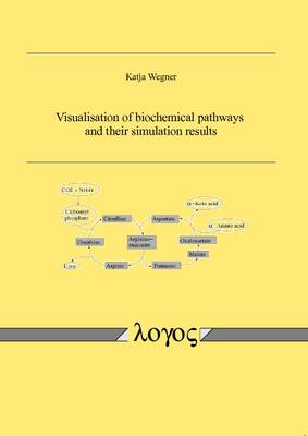 Visualisation of Biochemical Pathways and Their Simulation Results (Paperback)