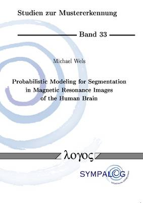 Probabilistic Modeling for Segmentation in Magnetic Resonance Images of the Human Brain - Studien Zur Mustererkennung 33 (Paperback)