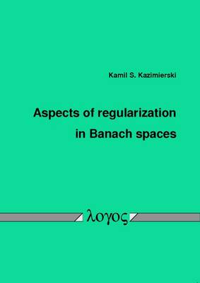 Aspects of Regularization in Banach Spaces (Paperback)