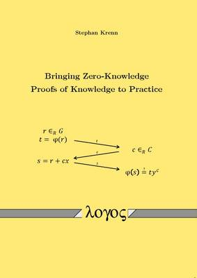 Bringing Zero-Knowledge Proofs of Knowledge to Practice (Paperback)