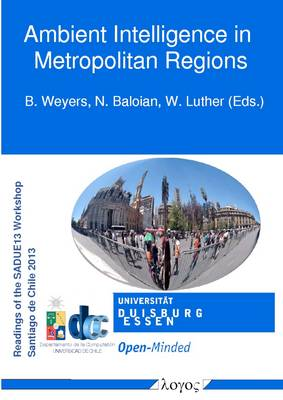 Ambient Intelligence in Metropolitan Regions (Paperback)