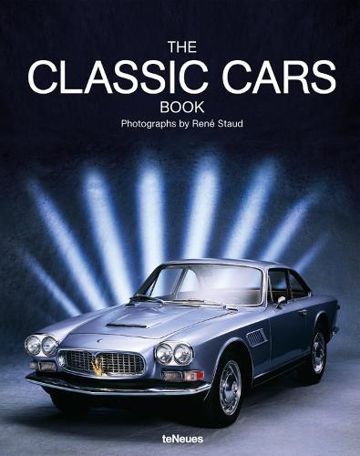 The Classic Cars Book (Hardback)