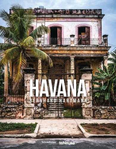 Havana: Bernhard Hartmann (Hardback)