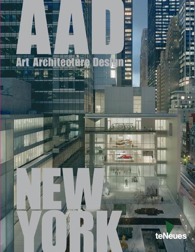 Cool New York: Art, Architecture, Design (Paperback)